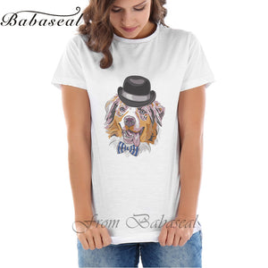 Australian shepherd T Shirt for  Woman