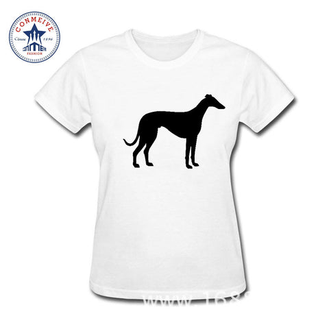 Greyhound  t shirt for women