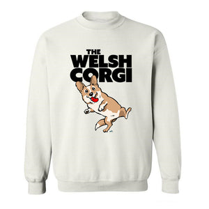 Welsh Corgi  Sweatshirts for men
