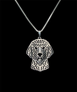 Labradoodle Necklace