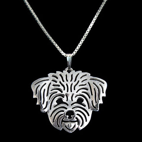 Maltese  Necklace
