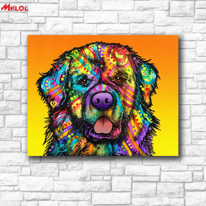 Newfoundland Large Wall Art   Canvas Painting For Living Room