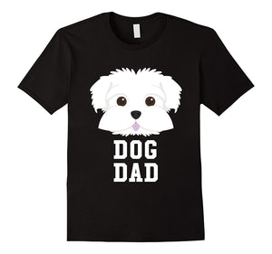 Dog Dad Maltese