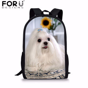 Maltese Casual Backpack