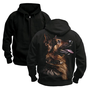 German shepherd hoodie for Men