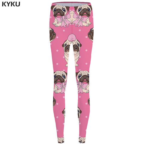 Pug  Leggings