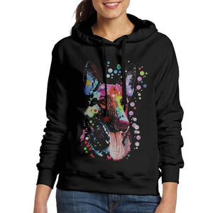 German Shepherd  Hoodies for women