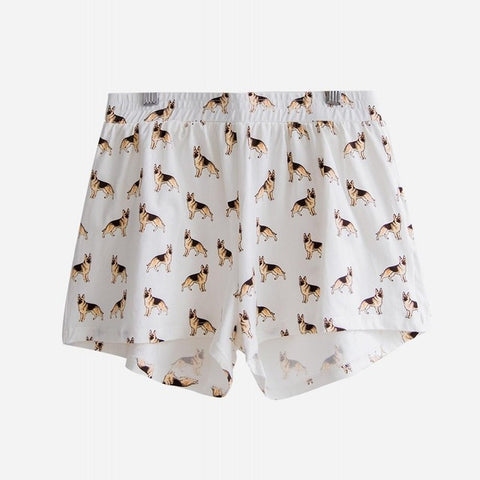 German shepherd print  Sleep Bottoms Pajama