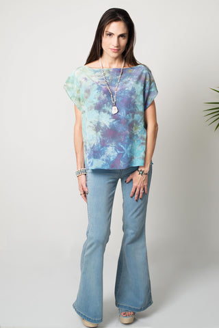 Water Lily Top