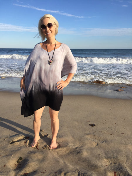Passionflower tunic