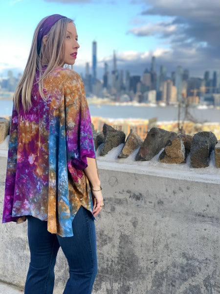 Paradise sunset Cardigan