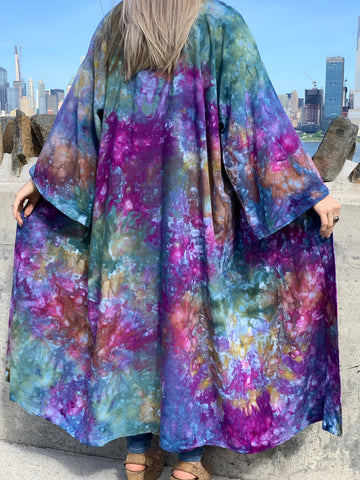 Songbird duster robe