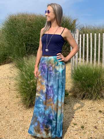 Sea and sand skirt