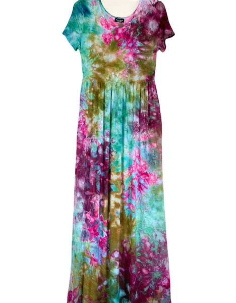 Wildflower field Maxi dress w/ pockets