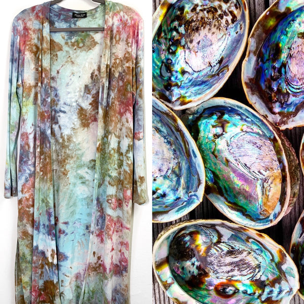 Abalone duster