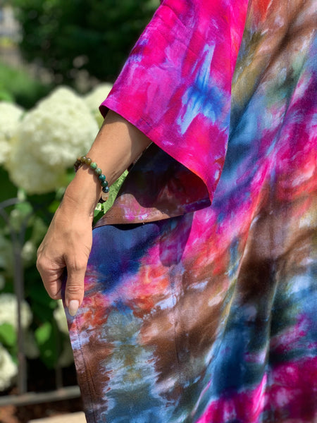 Stained glass caftan