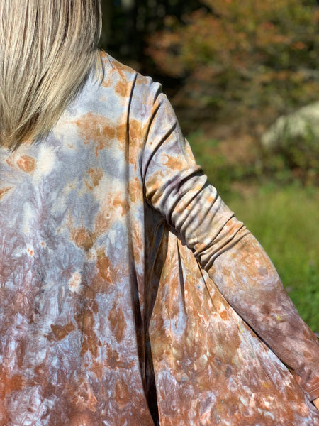 Autumn leaves duster