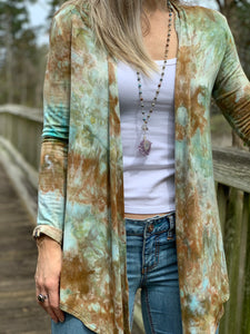 Sandy beach cardigan