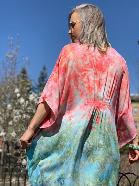 Mermaid Maxi - Coral sea