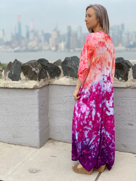 Mermaid Maxi - Seascape
