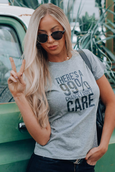 Really Don't Care Tee