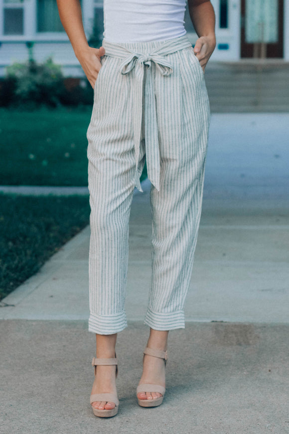 Dalton Striped Pant