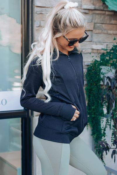 Athleisure Jacket