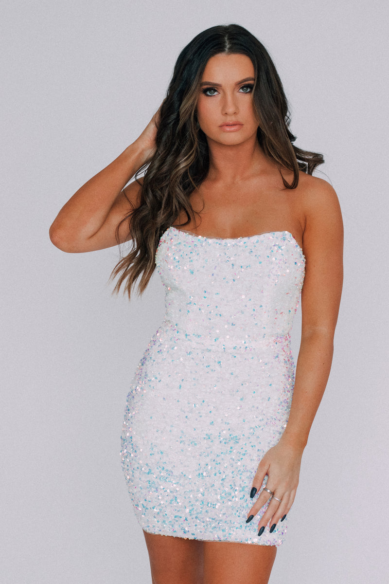 RESTOCKED: Sparkle Dress