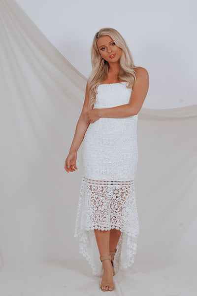 Cassadee Lace Dress