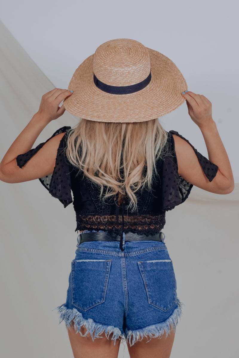 You're Perfect Crochet Crop