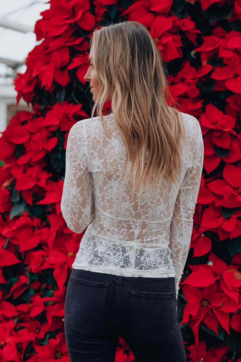 Fall in Lace