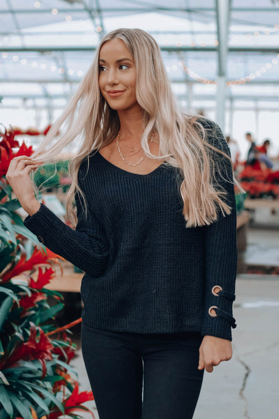 Alfie Vneck sweater