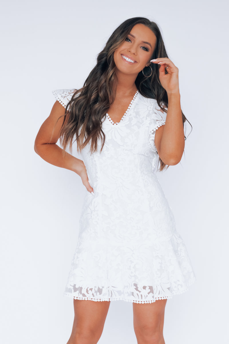 Brooke Fit and Flare Dress