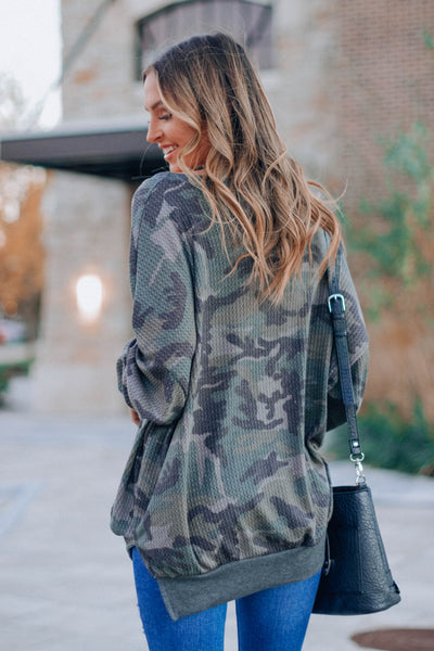 RESTOCKED Nash Camo Thermal