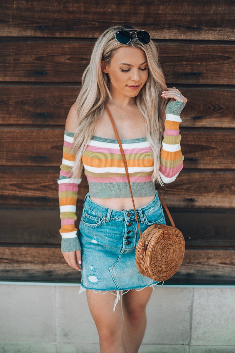 Jessie's Girl Knit Top