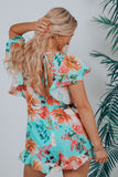 FLASH SALE: Hawaiian Island Romper