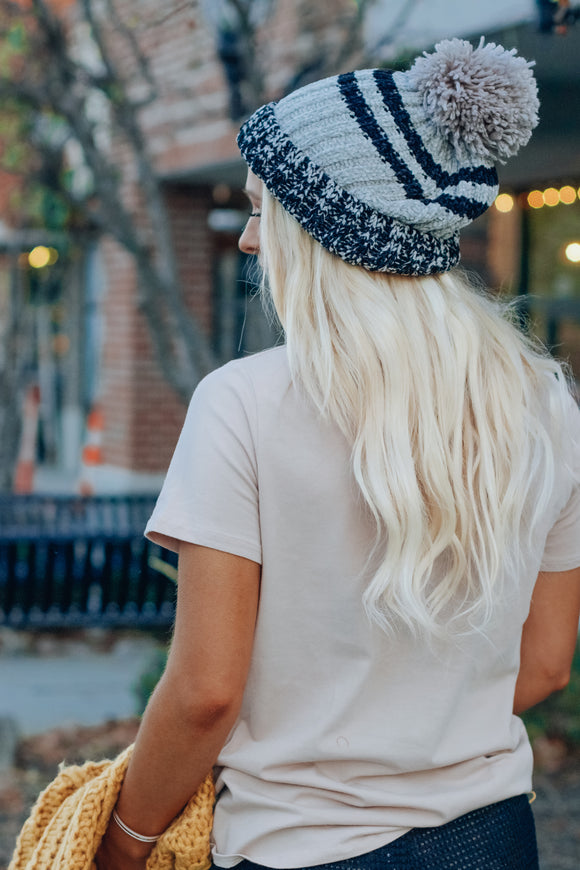 Baby Its Cold Outside Knit Hat