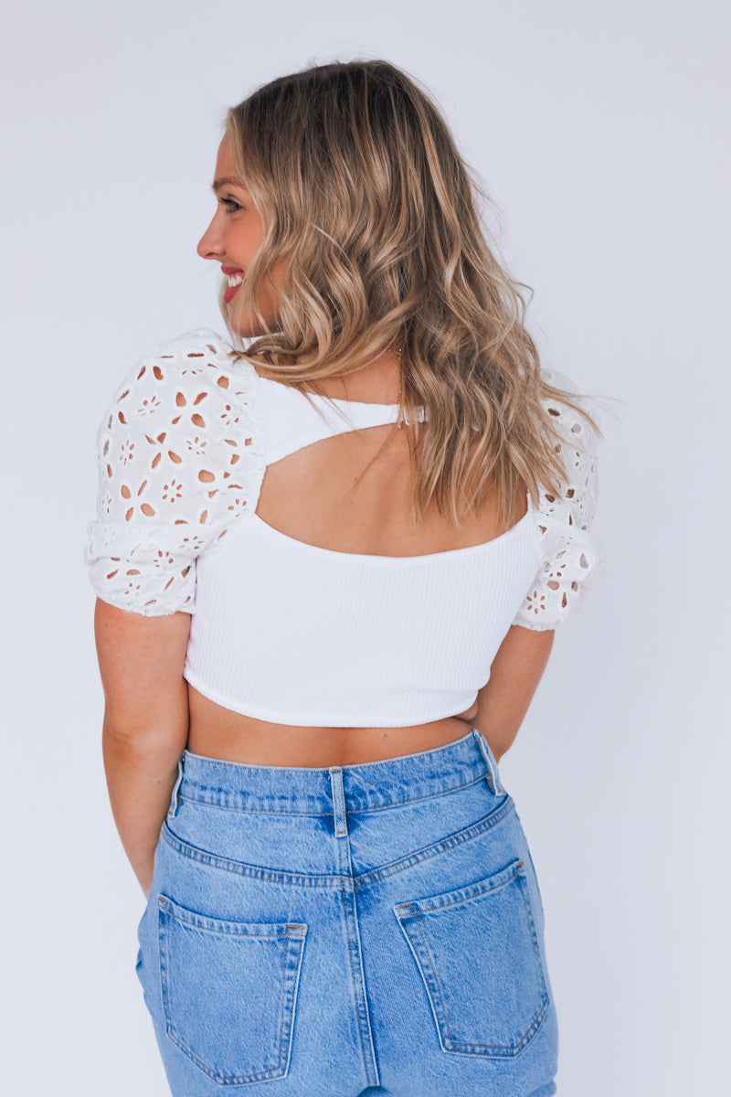 Nashville Crop Top
