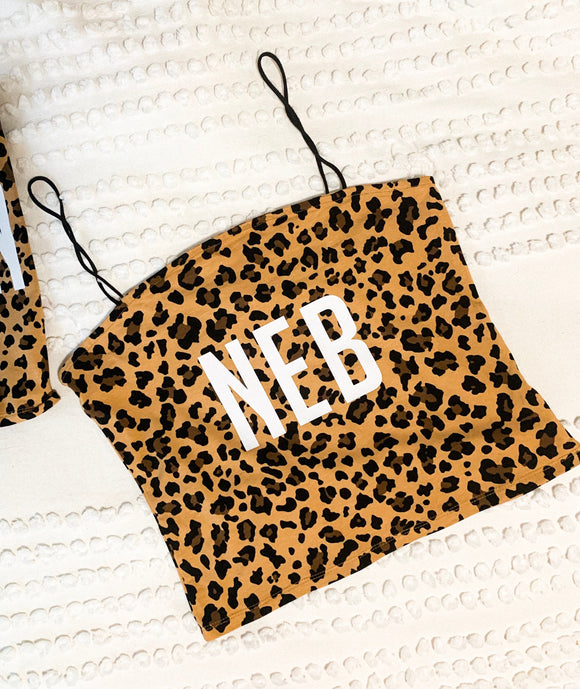 Cheetah NEB Tank Top