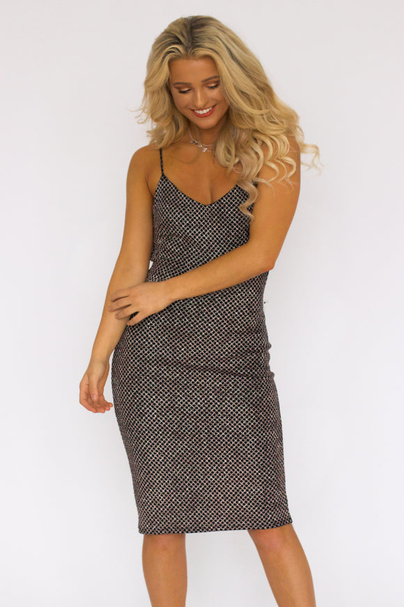 Sparkle and ShineMidi Dress