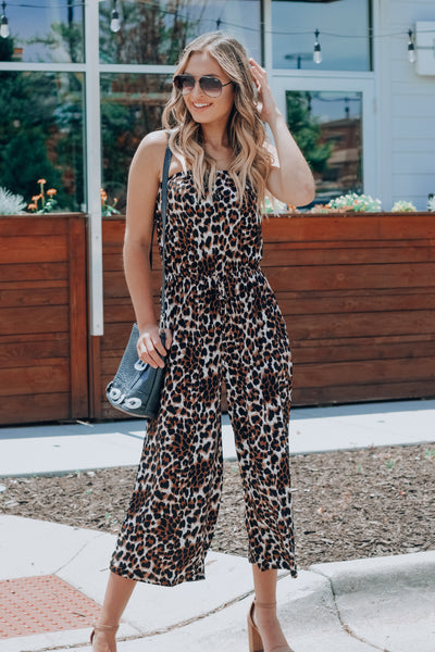 She's Wild Jumpsuit