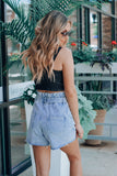Jayce Denim Shorts