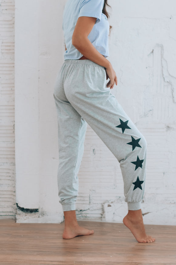 RESTOCKED: Star of the Show Joggers