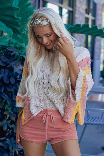 Higher Love Knit Top