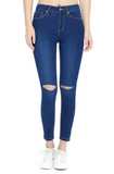 Perfect High Rise Denim