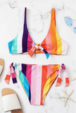 Rainbows in the Summertime Bikini