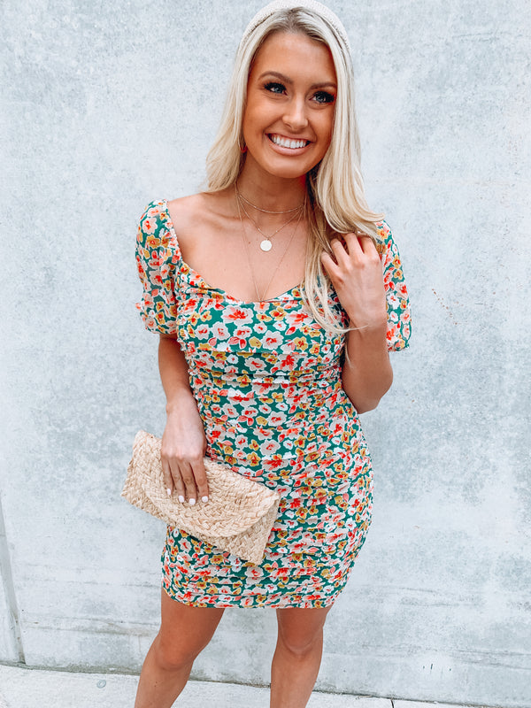 Born To Blossom Floral Dress