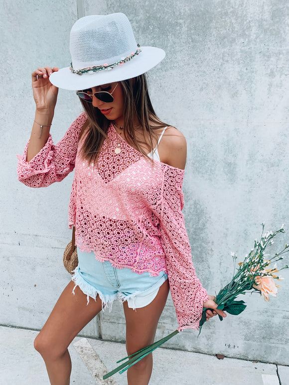 Ellie Off The Shoulder Knit Top