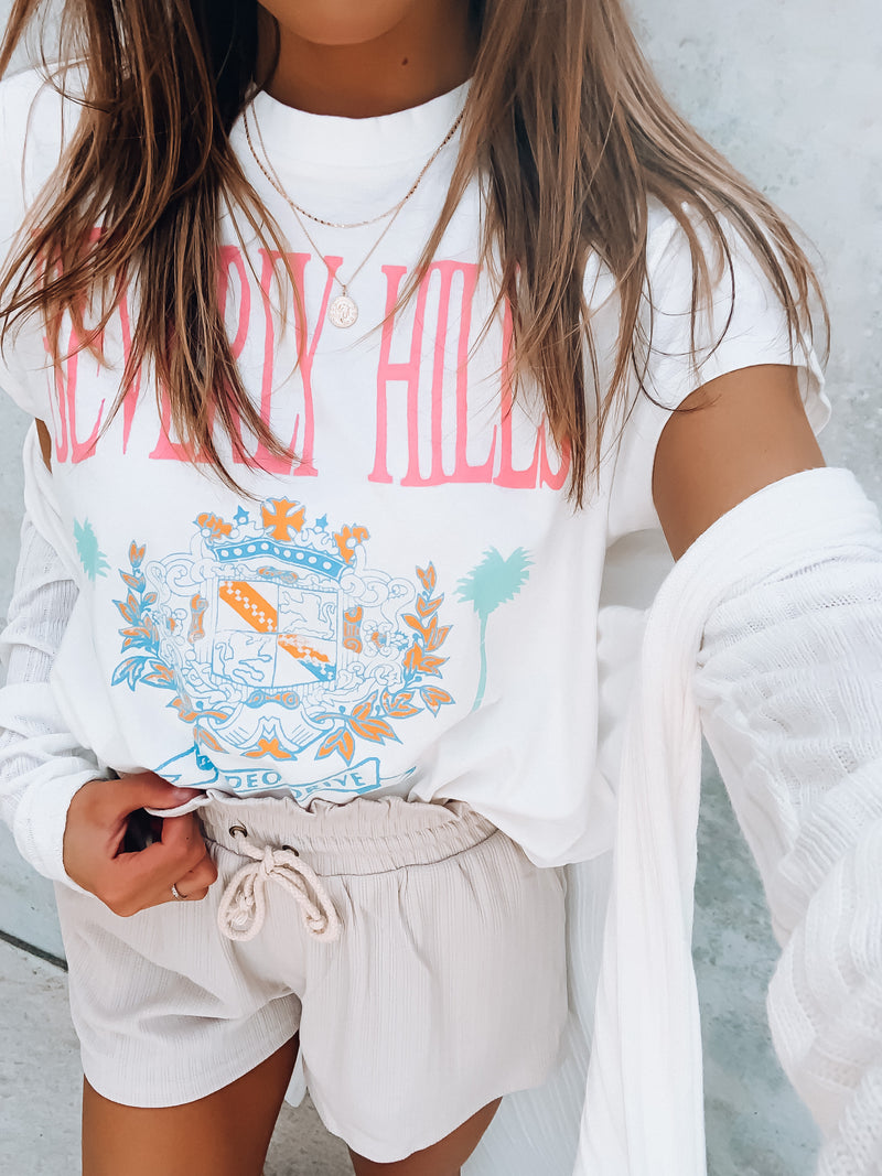 DayDreamer Beverly Hill Graphic Tee
