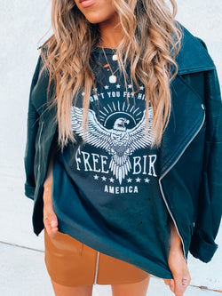 Free Bird Graphic Tee